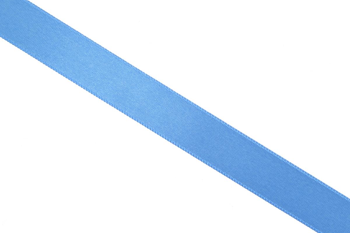 Лента атласная Prym, цвет: голубой, ширина 15 мм, длина 25 м695803_59Атласная лента Prym изготовлена из 100% полиэстера. Область применения атласной ленты весьма широка. Изделие предназначено для оформления цветочных букетов, подарочных коробок, пакетов. Кроме того, она с успехом применяется для художественного оформления витрин, праздничного оформления помещений, изготовления искусственных цветов. Ее также можно использовать для творчества в различных техниках, таких как скрапбукинг, оформление аппликаций, для украшения фотоальбомов, подарков, конвертов, фоторамок, открыток и многого другого. Ширина ленты: 15 мм. Длина ленты: 25 м.