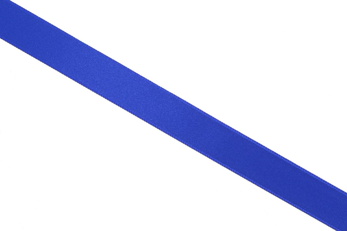 Лента атласная Prym, цвет: ярко-синий, ширина 15 мм, длина 25 м695803_55Атласная лента Prym изготовлена из 100% полиэстера. Область применения атласной ленты весьма широка. Изделие предназначено для оформления цветочных букетов, подарочных коробок, пакетов. Кроме того, она с успехом применяется для художественного оформления витрин, праздничного оформления помещений, изготовления искусственных цветов. Ее также можно использовать для творчества в различных техниках, таких как скрапбукинг, оформление аппликаций, для украшения фотоальбомов, подарков, конвертов, фоторамок, открыток и многого другого. Ширина ленты: 15 мм. Длина ленты: 25 м.