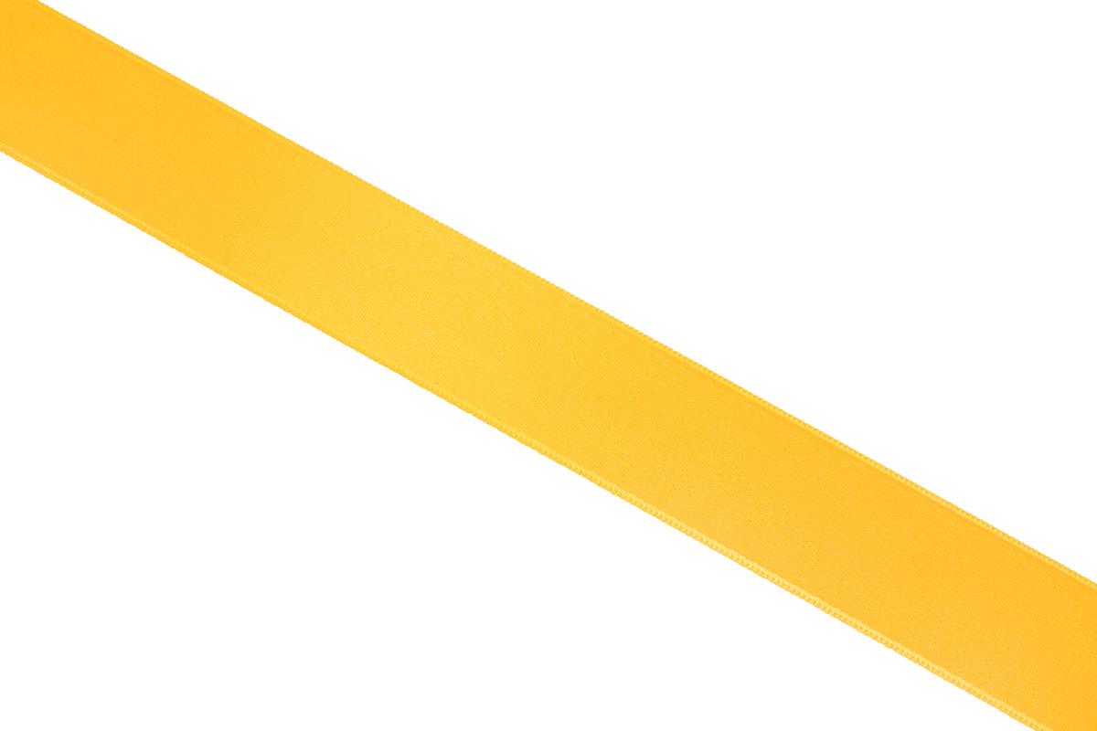 Лента атласная Prym, цвет: золотистый, ширина 25 мм, длина 25 м695804_20Атласная лента Prym изготовлена из 100% полиэстера. Область применения атласной ленты весьма широка. Изделие предназначено для оформления цветочных букетов, подарочных коробок, пакетов. Кроме того, она с успехом применяется для художественного оформления витрин, праздничного оформления помещений, изготовления искусственных цветов. Ее также можно использовать для творчества в различных техниках, таких как скрапбукинг, оформление аппликаций, для украшения фотоальбомов, подарков, конвертов, фоторамок, открыток и многого другого. Ширина ленты: 25 мм. Длина ленты: 25 м.