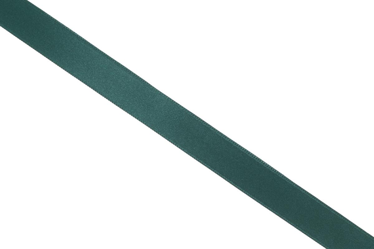 Лента атласная Prym, цвет: темно-зеленый, ширина 15 мм, длина 25 м695803_46Атласная лента Prym изготовлена из 100% полиэстера. Область применения атласной ленты весьма широка. Изделие предназначено для оформления цветочных букетов, подарочных коробок, пакетов. Кроме того, она с успехом применяется для художественного оформления витрин, праздничного оформления помещений, изготовления искусственных цветов. Ее также можно использовать для творчества в различных техниках, таких как скрапбукинг, оформление аппликаций, для украшения фотоальбомов, подарков, конвертов, фоторамок, открыток и многого другого. Ширина ленты: 15 мм. Длина ленты: 25 м.