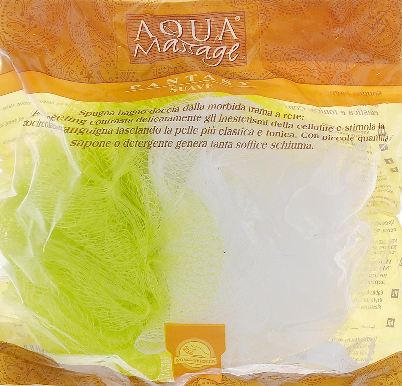 Мочалка Arix, с массажным эффектом, цвет: белый, салатовыйAR958_салатовый, белыйМочалка Arix, изготовленная из синтетических волокон, превосходно массажирует, тонизирует и очищает кожу без раздражения. Делает ее эластичной и гладкой. Используется даже с минимальным количеством мыла, образуя много пены. Изделие оснащено петелькой для удобного подвешивания в ванне. Диаметр: 13 см.