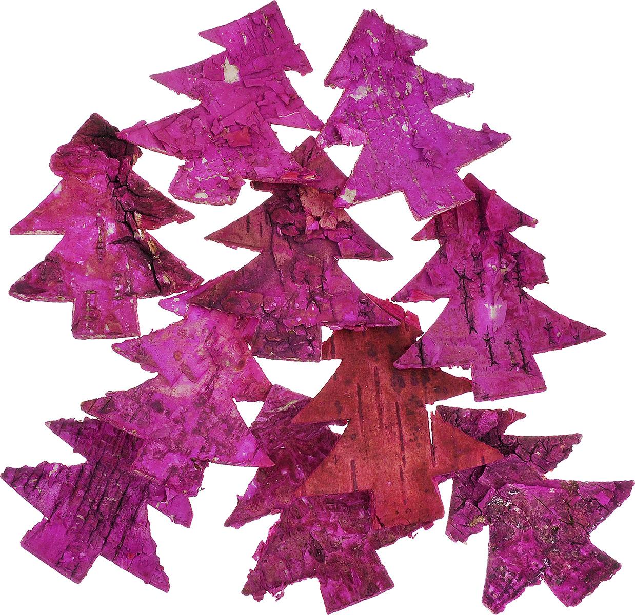 Декоративные элементы Dongjiang Art, цвет: фуксия, длина 7 см, 10 шт7709018_розовыйДекоративные элементы Dongjiang Art представляют собой срезы дерева и предназначены для украшения цветочных композиций. Такие элементы могут пригодиться во флористике и многом другом. Флористика - вид декоративно-прикладного искусства, который использует живые, засушенные или консервированные природные материалы для создания флористических работ. Это целый мир, в котором есть место и строгому математическому расчету, и вдохновению. Размер элемента: 7 см х 6 см х 0,2 см.