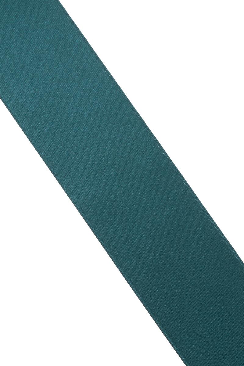 Лента атласная Prym, цвет: темно-зеленый, ширина 38 мм, длина 25 м695806_46Атласная лента Prym изготовлена из 100% полиэстера. Область применения атласной ленты весьма широка. Изделие предназначено для оформления цветочных букетов, подарочных коробок, пакетов. Кроме того, она с успехом применяется для художественного оформления витрин, праздничного оформления помещений, изготовления искусственных цветов. Ее также можно использовать для творчества в различных техниках, таких как скрапбукинг, оформление аппликаций, для украшения фотоальбомов, подарков, конвертов, фоторамок, открыток и многого другого. Ширина ленты: 38 мм. Длина ленты: 25 м.