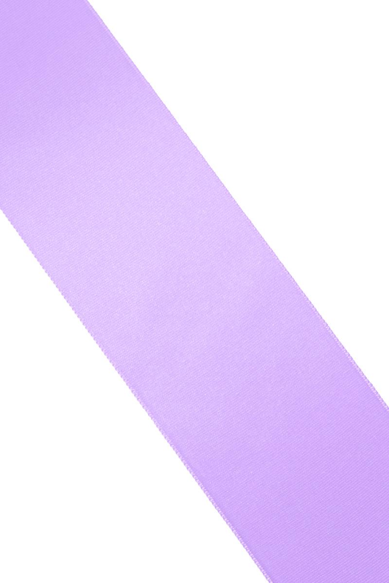 Лента атласная Prym, цвет: сиреневый, ширина 50 мм, длина 25 м695807_65Атласная лента Prym изготовлена из 100% полиэстера. Область применения атласной ленты весьма широка. Изделие предназначено для оформления цветочных букетов, подарочных коробок, пакетов. Кроме того, она с успехом применяется для художественного оформления витрин, праздничного оформления помещений, изготовления искусственных цветов. Ее также можно использовать для творчества в различных техниках, таких как скрапбукинг, оформление аппликаций, для украшения фотоальбомов, подарков, конвертов, фоторамок, открыток и многого другого. Ширина ленты: 50 мм. Длина ленты: 25 м.