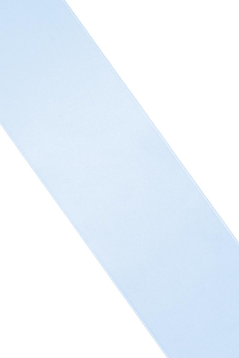 Лента атласная Prym, цвет: светло-голубой, ширина 50 мм, длина 25 м695807_52Атласная лента Prym изготовлена из 100% полиэстера. Область применения атласной ленты весьма широка. Изделие предназначено для оформления цветочных букетов, подарочных коробок, пакетов. Кроме того, она с успехом применяется для художественного оформления витрин, праздничного оформления помещений, изготовления искусственных цветов. Ее также можно использовать для творчества в различных техниках, таких как скрапбукинг, оформление аппликаций, для украшения фотоальбомов, подарков, конвертов, фоторамок, открыток и многого другого. Ширина ленты: 50 мм. Длина ленты: 25 м.