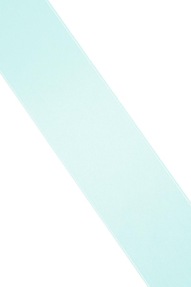 Лента атласная Prym, цвет: мятный, ширина 38 мм, длина 25 м695806_40Атласная лента Prym изготовлена из 100% полиэстера. Область применения атласной ленты весьма широка. Изделие предназначено для оформления цветочных букетов, подарочных коробок, пакетов. Кроме того, она с успехом применяется для художественного оформления витрин, праздничного оформления помещений, изготовления искусственных цветов. Ее также можно использовать для творчества в различных техниках, таких как скрапбукинг, оформление аппликаций, для украшения фотоальбомов, подарков, конвертов, фоторамок, открыток и многого другого. Ширина ленты: 38 мм. Длина ленты: 25 м.
