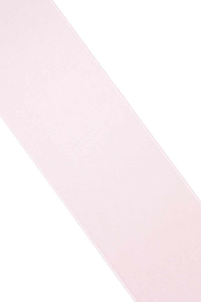 Лента атласная Prym, цвет: светло-розовый, ширина 50 мм, длина 25 м695807_80Атласная лента Prym изготовлена из 100% полиэстера. Область применения атласной ленты весьма широка. Изделие предназначено для оформления цветочных букетов, подарочных коробок, пакетов. Кроме того, она с успехом применяется для художественного оформления витрин, праздничного оформления помещений, изготовления искусственных цветов. Ее также можно использовать для творчества в различных техниках, таких как скрапбукинг, оформление аппликаций, для украшения фотоальбомов, подарков, конвертов, фоторамок, открыток и многого другого. Ширина ленты: 50 мм. Длина ленты: 25 м.