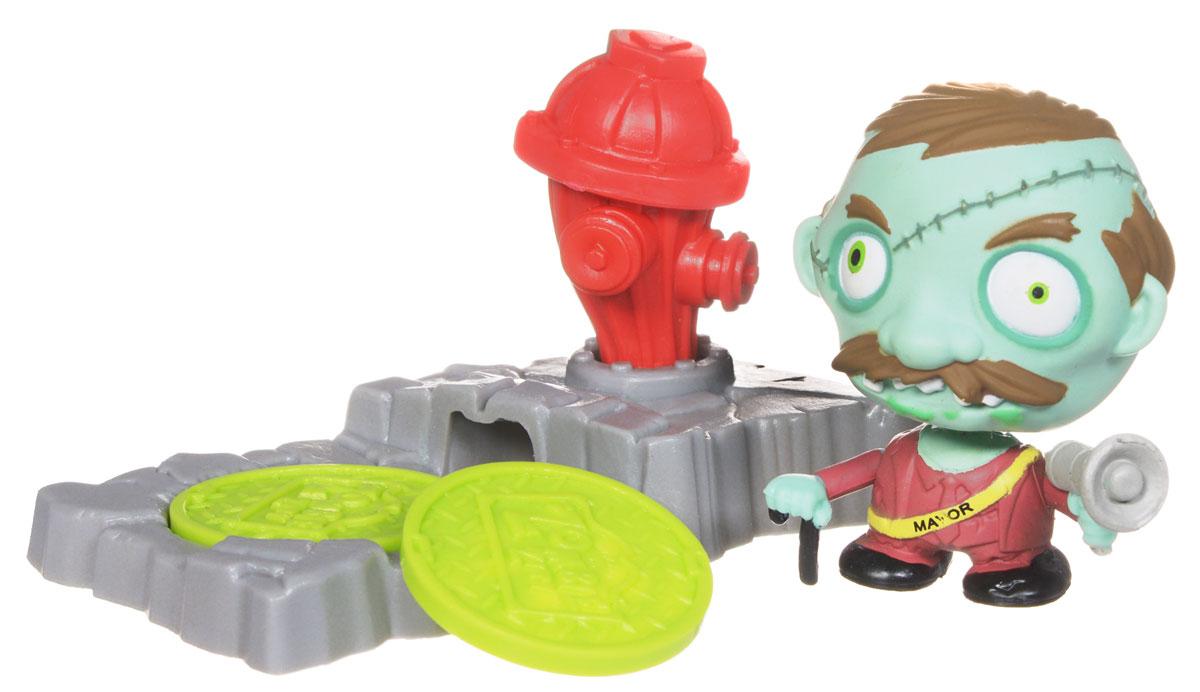 Zombie Zity Игровой набор Ловушка для зомби Майор и Пожарный гигант4382859_час.башняИгровой набор Ловушка для зомби: Майор и Пожарный гигант обязательно порадует малыша. Маленьким ловцам зомби просто необходима специальная техника. Поэтому такая ловушка для зомби придется как раз кстати. Игрушка выполнена из высококачественных материалов и абсолютно безопасна для малыша. Комплект содержит фигурку майора Miserly и ловушку - пожарного гиганта. Игра с таким набором помогает развитию мелкой моторики и воображения.