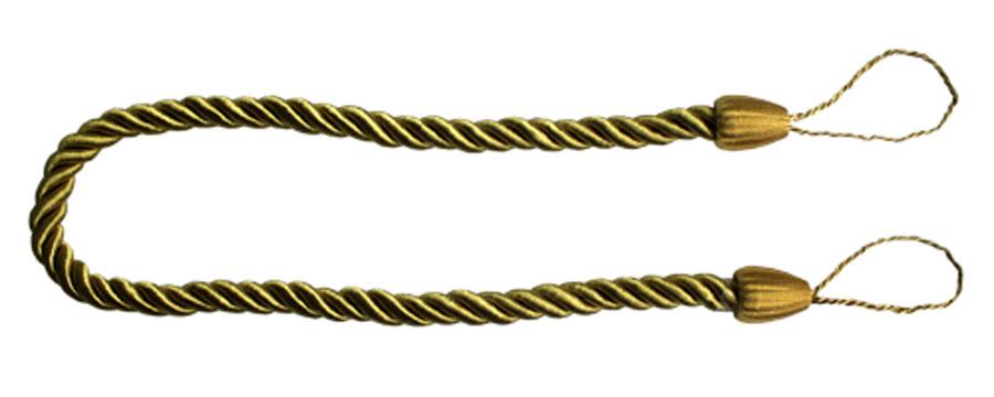 Подхват для штор Goodliving Шнур , цвет: яркое золото (36), 2 шт7711742_36 яркое золотоПодхват для штор Goodliving Шнур выполнен в виде витого шнура, на обоих концах которого имеются петли для крепления подхвата на крючок. Подхват - это основной вид фурнитуры в декоре штор, сочетающий в себе не только декоративную функцию, но и практическую - регулировать поток света. Подхваты способны украсить любую комнату. Длина подхвата: 52 см. Диаметр подхвата: 1,5 см.