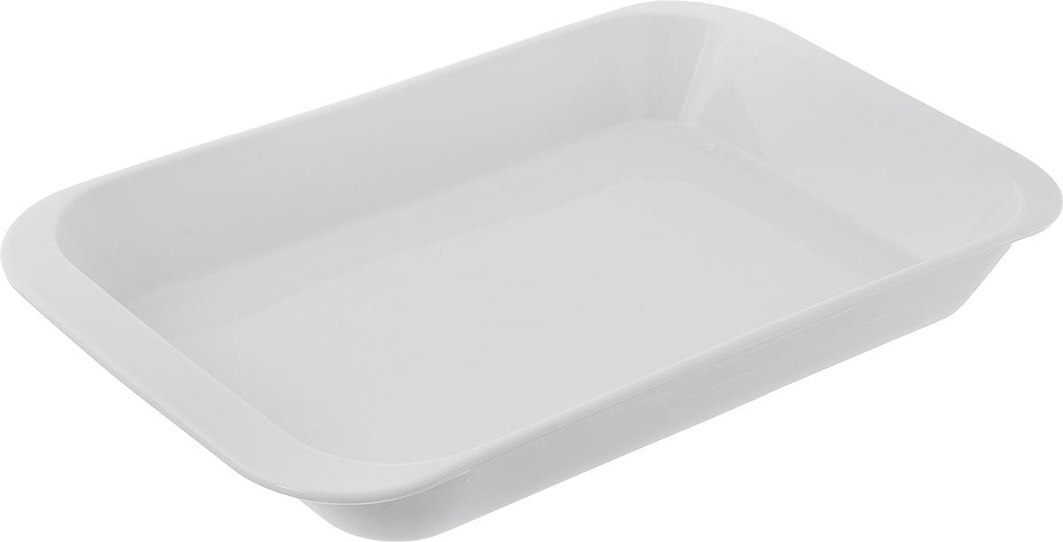 Блюдо для запекания LarangE, 32,2 см х 19,8 см102-210Блюдо для запекания LarangE, изготовленное из фарфора, идеально подойдет для приготовления блюд в духовке, а также сервировки стола. Блюдо станет отличным дополнением к вашему кухонному инвентарю и подчеркнет ваш прекрасный вкус. Можно использовать в микроволновой печи. Размер (по верхнему краю): 32,2 см х 19,8 см. Высота стенки: 4 см.