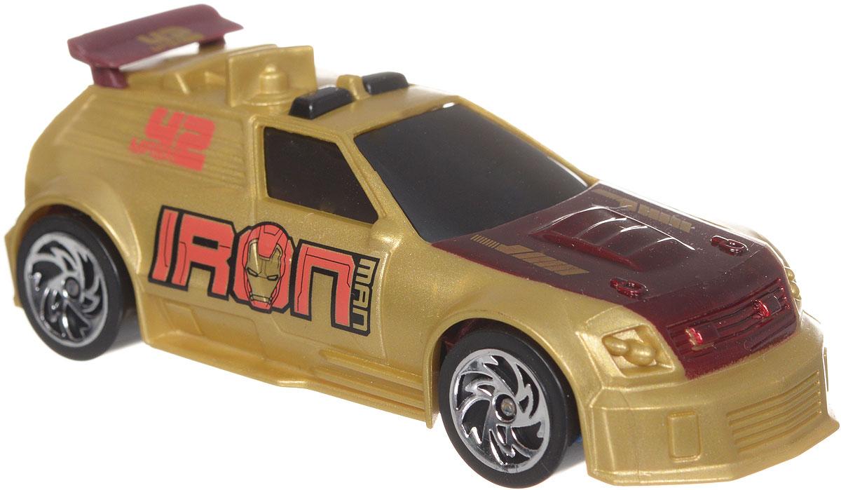 Majorette Машинка Железный человек 3 Mark 42 цвет золотистый3089787_золотой/джипМашинка Majorette Железный человек-3: Mark 42 непременно порадует вашего мальчика. Машинка является точной копией автомобиля из комикса про Железного человека. Появившись с такой машинкой на игровой площадке, ваш ребенок сразу привлечет к себе внимание сверстников. Размер автомобиля: 7,5 см. Масштаб 1:64.