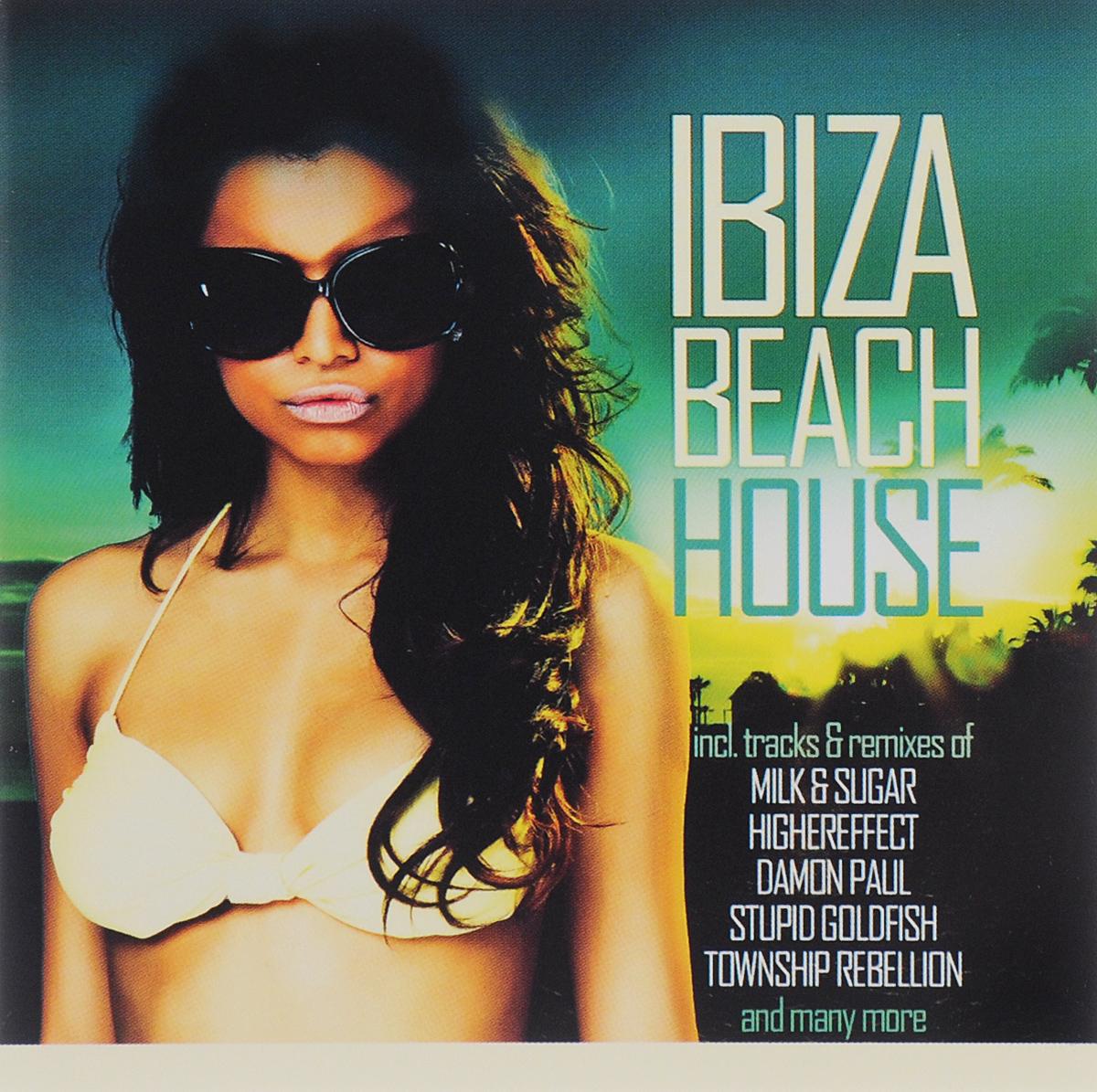 Ibiza Beach House (2 CD) 2015 2 Audio CD
