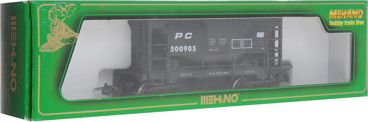 Mehano Вагон-рудовоз Penn CentralT051Вагон-рудовоз Mehano Penn Central выполнен на высочайшем уровне с мелкими деталями и в точной раскраске железной дороги определенного периода времени. Корпус модели выполнен из пластика, колеса выполнены из металла. Модель высоко детализирована и окрашена в соответствии со своим реальным прототипом. В комплект также входят два пластиковых крепления, благодаря которым вы сможете соединить вагончики в железнодорожный состав. Коллекционная модель станет не только интересной игрушкой для ребенка, интересующегося поездами, но и займет достойное место в любой коллекции. Модель совместима с железными дорогами Mehano. Оставаясь одной из наиболее желанных игрушек для большинства мальчишек и даже взрослых коллекционеров, железная дорога Mehano с дистанционным управлением неподвластна влиянию моды и времени. Для сторонников технологических новинок создаются модели современных скоростных составов, а ценители истории могут выбрать подходящий комплект, в точности воссоздающий...