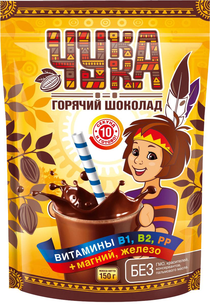 Чукка какао гранулированный, 150 г (пакет)