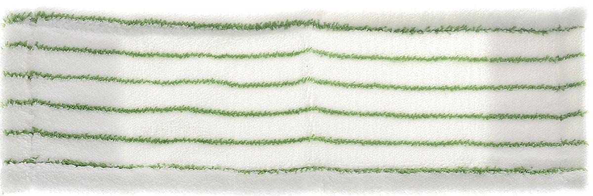 Насадка сменная Centi для швабры, длина 40 см8117Сменная насадка Centi, выполненная из сложных полимеров, станет незаменимым атрибутом любой уборки. Высокая очищающая сила активного волокна позволяет быстро и эффективно ухаживать за всеми видами полов. Насадка подходит для сухой и влажной уборки. Можно стирать в стиральной машине. Размер насадки: 40 см х 15 см х 1 см.