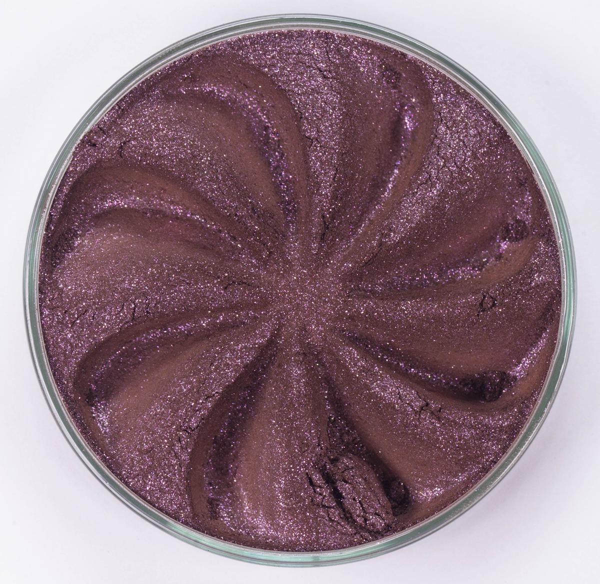 Era Minerals Минеральные Тени для век Luster тон L06 (коричневый с пурпурными блестками), 4 мл