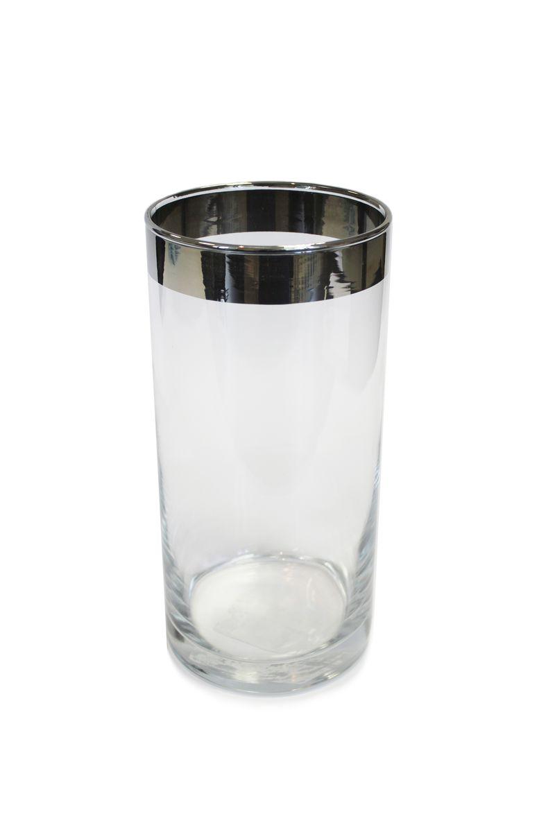 Ваза декоративная Серебро PROFFI HOME, 30х9,5 смPH3685