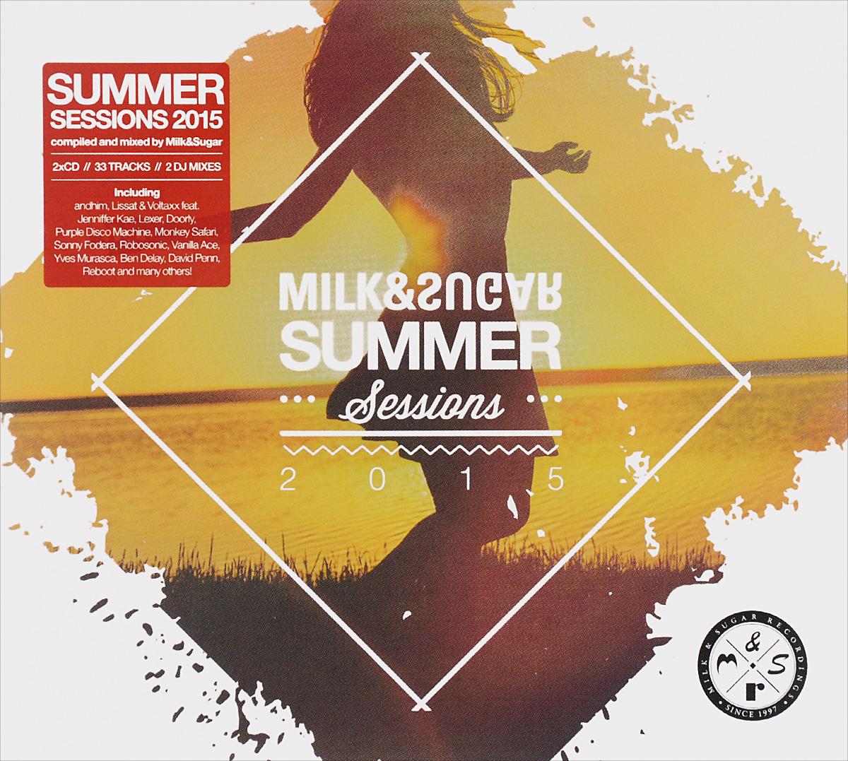 Milk & Sugar. Summer Sessions 2015 (2 CD) 2 Audio CD