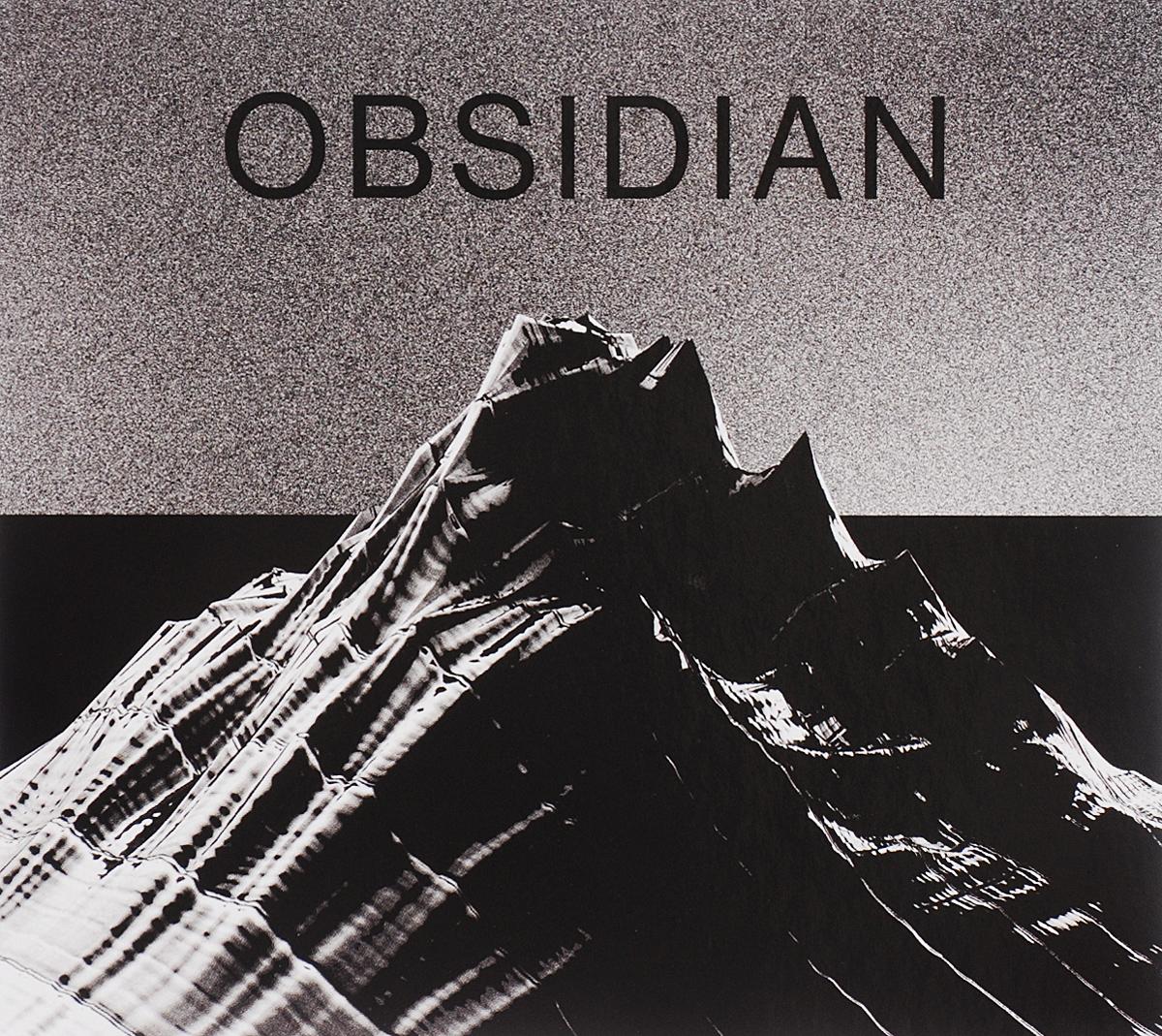 Benjamin Damage. Obsidian 2015 Audio CD