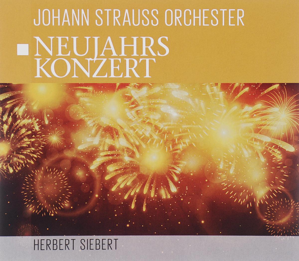 Herbert Siebert. Johann Strauss. Neujahrskonzert
