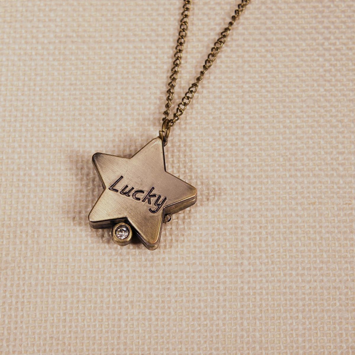 Кулон-часы Lucky. ANTIK-054 ( ANTIK-054 )