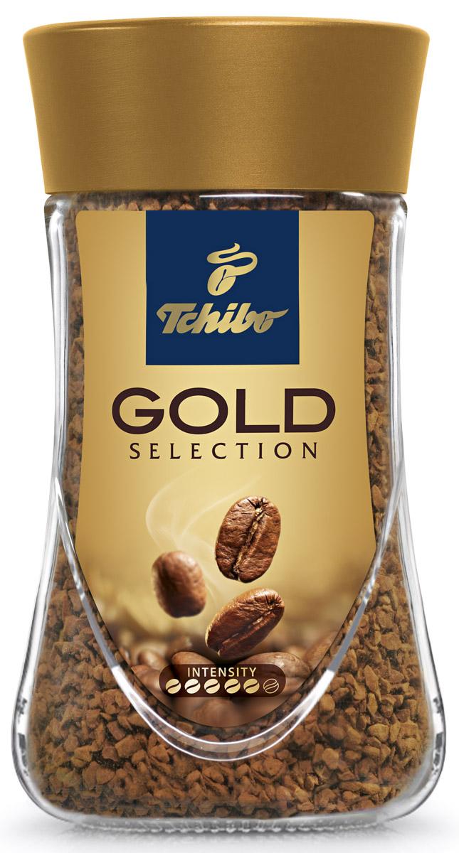 Tchibo Gold Selection кофе растворимый, 190 г476762Порадуйте себя благородным вкусом и насыщенным ароматом кофе Tchibo Gold Selection. Зерна Tchibo Gold Selection тщательно обжариваются небольшими партиями до благородного золотисто-коричневого оттенка. Эта особая золотистая обжарка позволяет раскрыть необычайно богатый вкус и насыщенный аромат кофейных зерен.