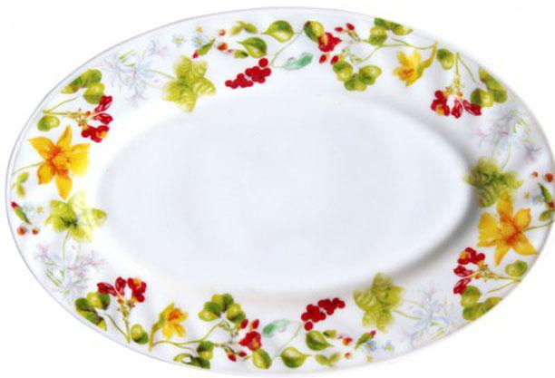 Блюдо Chinbull Оттавиа, 25 х 17 смHYP-100/6728Блюдо Chinbull Оттавиа, изготовленное из стеклокерамики, сочетает в себе изысканный дизайн с максимальной функциональностью. Красочность оформления придется по вкусу тем, кто предпочитает утонченность и изящность. Оригинальное блюдо украсит сервировку вашего стола и подчеркнет прекрасный вкус хозяйки, а также станет отличным подарком. Размер блюда (по верхнему краю): 25 см х 17 см.