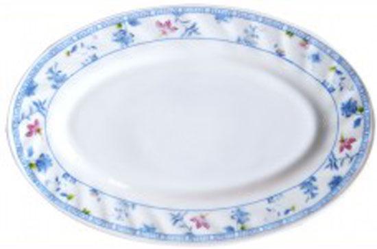Блюдо Chinbull Лоран, 25 х 17 смHYP-100/6724Блюдо Chinbull Лоран, изготовленное из стеклокерамики, сочетает в себе изысканный дизайн с максимальной функциональностью. Красочность оформления придется по вкусу тем, кто предпочитает утонченность и изящность. Оригинальное блюдо украсит сервировку вашего стола и подчеркнет прекрасный вкус хозяйки, а также станет отличным подарком. Размер блюда (по верхнему краю): 25 см х 17 см.