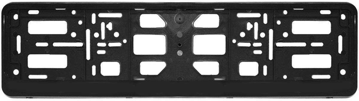 Рамка под номер Phantom РН5371, цвет: черныйРН5371Рамка под номер Phantom РН5371, изготовленная из прочного эластичного пластика, предназначена для удобной установки номерных знаков на автомобиль. Конструкция открытия рамки - книжка. Данная конструкция обладает надежным креплением номерного знака по всему контуру. Благодаря гибкому и прочному материалу рамка способна принимать форму монтажной поверхности. Рамка сохраняет свои свойства при температуре от -30°C до +30°C. Подходит к любым автомобилям. Цена за 1 шт. товара. Характеристики: Материал: морозостойкий композит на основе полистирола. Размер рамки: 52 см х 13,5 см х 1,3 см. Артикул: PH5371. УВАЖАЕМЫЕ КЛИЕНТЫ! Обращаем ваше внимание на возможные изменения в дизайне надписи на рамке, связанные с ассортиментом продукции. Поставка осуществляется в зависимости от наличия на складе.