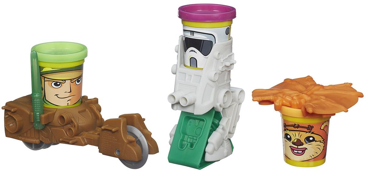 Play-Doh Игровой набор Миссия на Эндоре