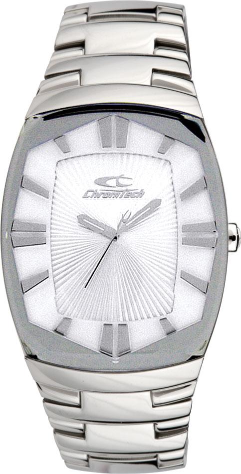 Наручные часы мужские Chronotech, цвет: стальной. CT.7065M/26MCT.7065M/26MМужские наручные часы