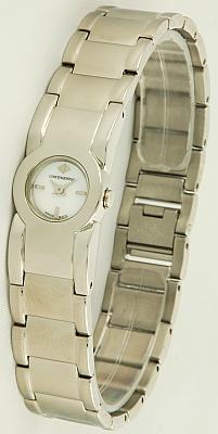 Наручные часы женские Continental, цвет: стальной. K-5048-205K-5048-205Женские наручные часы