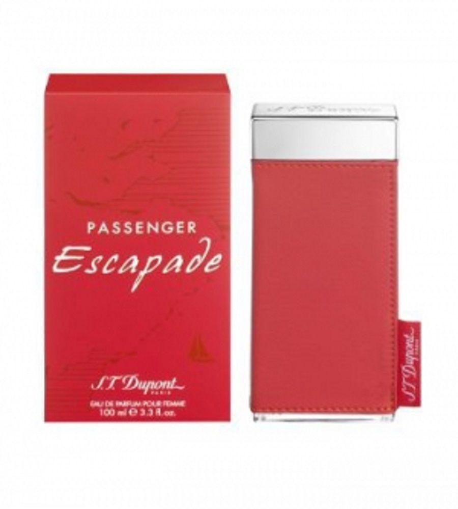 S.T. Dupont PASSENGER ESCAPADE WOMAN парфюмированная вода 100МЛ