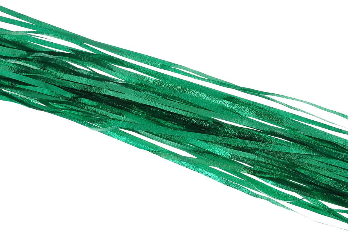 Дождик новогодний Sima-land, цвет: зеленый, 19 см х 150 см. 702544702544_зеленыйНовогодний дождик Sima-land, выполненный из фольги, поможет вам украсить свой дом к предстоящим праздникам. А новогодняя елка с таким украшением станет еще наряднее. Новогодним дождиком можно украсить все, что угодно - елку, квартиру, дачу, офис. Коллекция декоративных украшений из серии Зимнее волшебство принесет в ваш дом ни с чем несравнимое ощущение праздника! Создайте в своем доме атмосферу тепла, веселья и радости, украшая его всей семьей. Ширина украшения: 19 см.