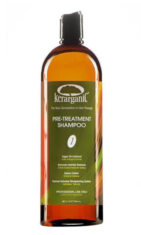 KerarganiC Шампунь Подготавливающий Профессиональный Уход, 118 мл47Очищает и удаляет вредные остатки и жиры, накопившиеся в волосах и коже головы. Открывает кутикулу и подготавливает для лучшего впитывания кератинового лосьона KERARGANIC. Применение этого шампуня имеет основопологающее значение в эффективности терапии.