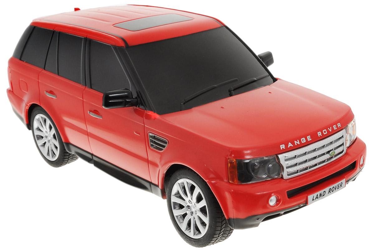 Rastar Радиоуправляемая модель Range Rover Sport цвет красный масштаб 1:2430300
