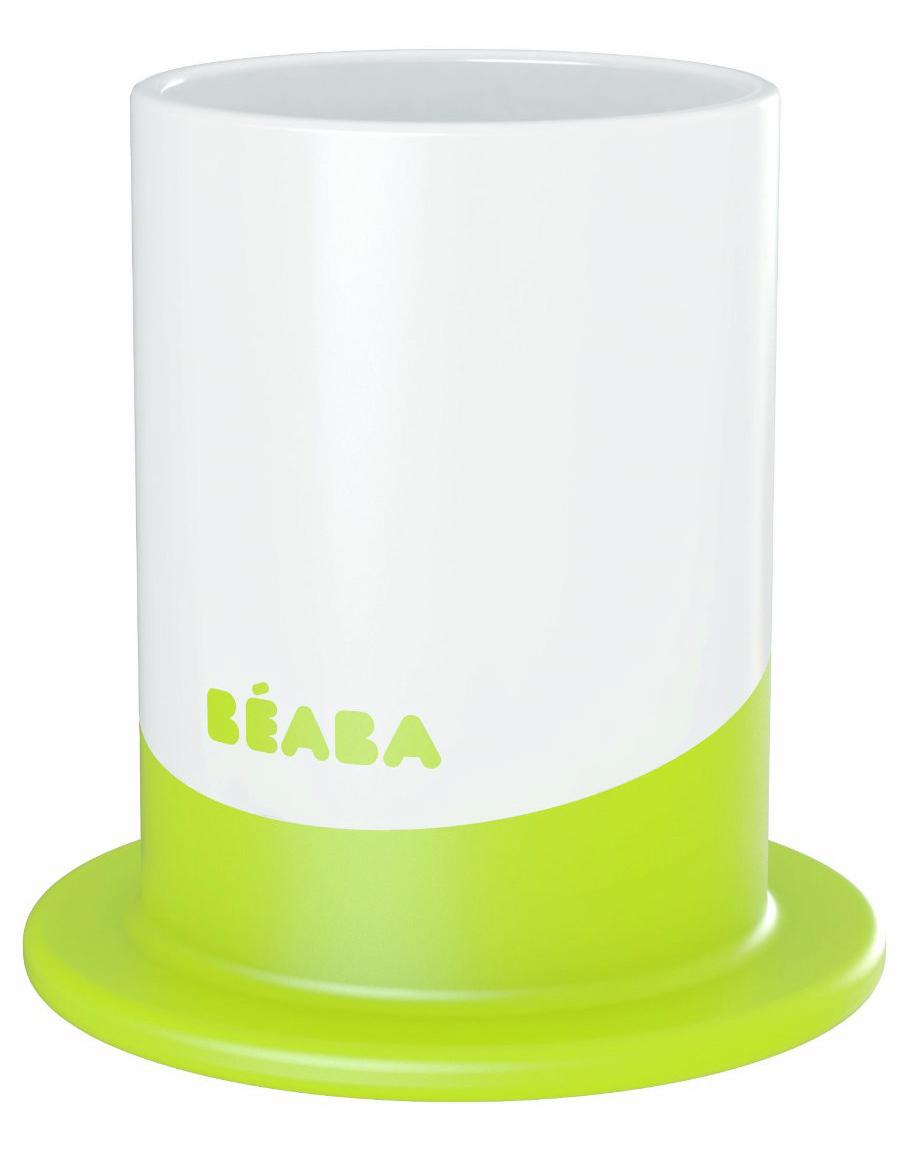 Beaba Пластиковый стакан Ellipse цвет салатовый 150 мл