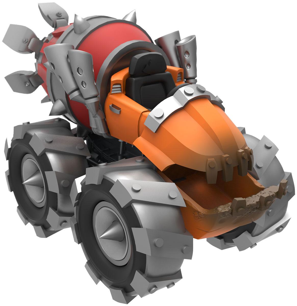 Skylanders SuperChargers. Фигурка машины Thump Truck (Стихия Earth)