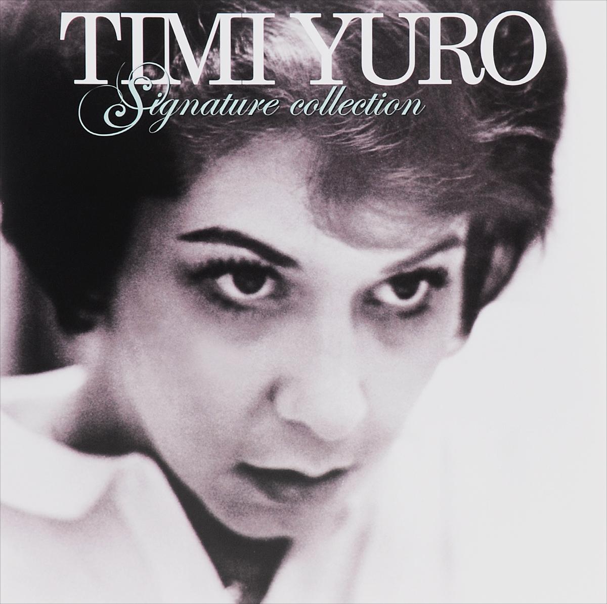 Timi Yuro. Signature Collection (LP)