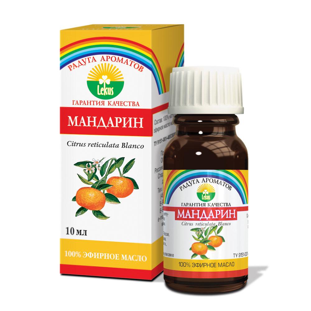 Радуга ароматов Мандарин масло эфирное, 10 мл