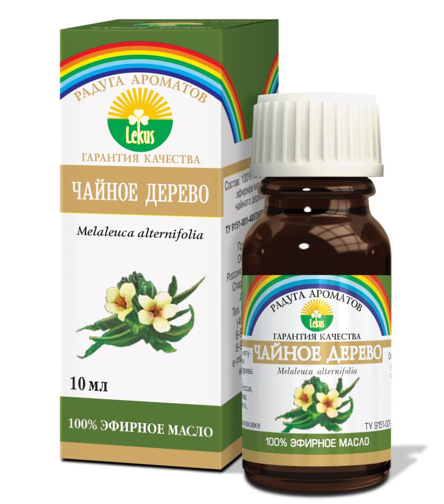 Радуга ароматов Чайное дерево масло эфирное, 10 мл