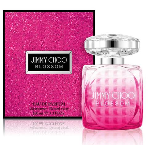 JIMMY CHOO BLOSSOM WOMAN парфюмированная вода 100МЛ13346Фруктовые, цветочные. Красные ягоды, малина, цитрусы, мускус, сандаловое дерево, душистый горошек, роза