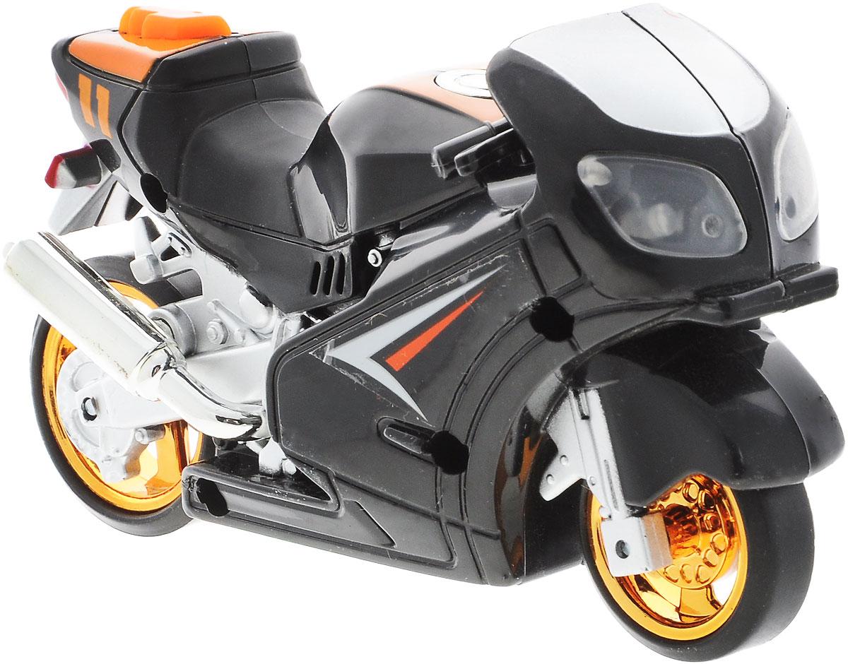 Toystate Мотоцикл черный ( 33000TS_черный )