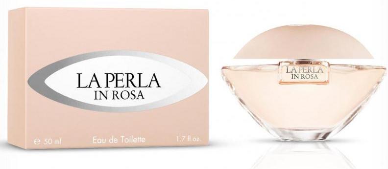 LA PERLA IN ROSA WOMAN парфюмированная вода 30МЛ12885Фруктовые, шипровые. Груша, красный перец, малина, роза, фиалка, цикламен, амбра, пачули, сандаловое дерево