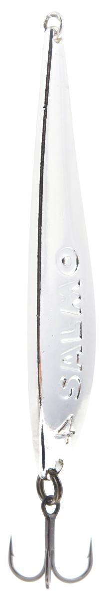 Блесна вертикальная зимняя Lucky John, цвет: серебряный, 6,7 см, 11 г8277-SКрупная блесна Lucky John предназначена для ловли на больших глубинах и на реках стечением. Объект ловли: окуни-горбачи, щука и судак. Форма блесны позволяет ей хорошо планировать и привлекать находящуюся с ней рядом рыбу. Неширокая форма тела делает эту приманку универсальной блесной для ловли как щуки, так и судака. Изделие оснащено тройным крючком. Глубина: 3-10 м. Диаметр лески: 0,18-0,22 мм.