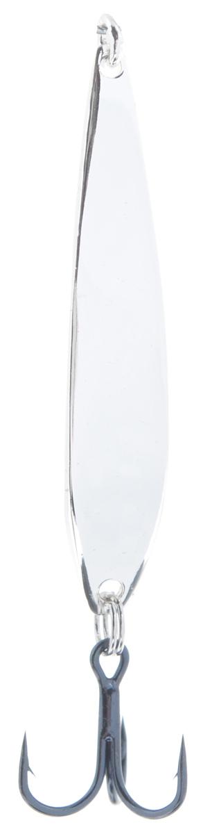 Блесна вертикальная зимняя Lucky John Model H, цвет: серебряный, 3 см, 2 г6230-SЦентр тяжести классической универсальной блесны Lucky John Model H находится в нижней головной части, поэтому приманка имеет планирующую игру со средним отклонением от центра. Изготавливаются в трех размерах и трех расцветках. Рекомендуются для ловли судака и щуки на глубине до 10 метров. Блесна комплектуется подвесным тройником OWNeR. Глубина: до 10 м. Диаметр лески: 0,1-0,14 мм.