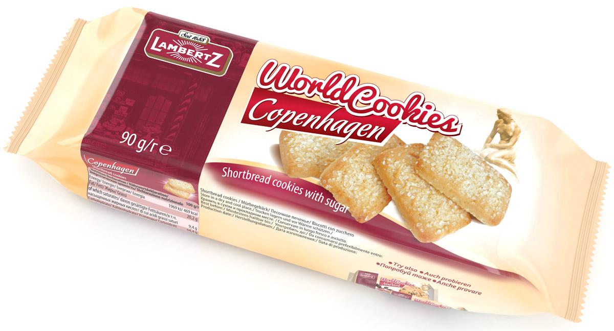 Lambertz World Cookies Copenhagen печенье, 90 г71421.281Серия Lambertz World Cookies предлагает вам отправиться в мини-путешествие по вкусам и культурам стран мира. Попробуйте традиционные и неповторимые вкусы печенья, характерные для разных стран. Объединяет их неизменное качество Lambertz.