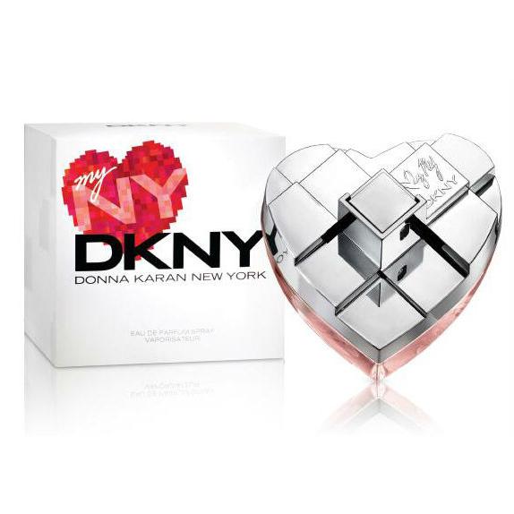 DKNY MY NY WOMAN парфюмированная вода 30МЛ13428Цветочные, шипровые. Гальбанум, малина, перец, жасмин, корень ириса, фрезия, амбра, ваниль, мускус, пачули