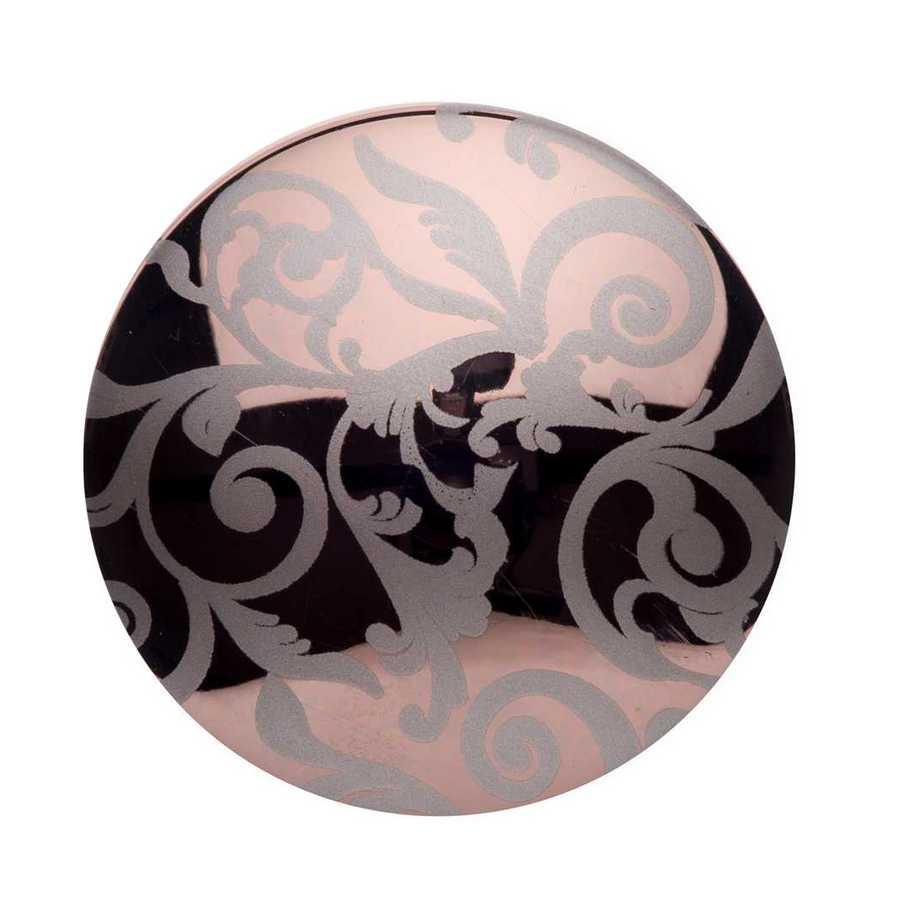Клипсы магнитные для штор SmolTtx Ажур, цвет: розовый, серый, длина 30 см544092_5УМагнитные клипсы SmolTtx Ажур предназначены для придания формы шторам. Они оформлены ажурным узором. Изделие представляет собой соединенные тросиком два элемента, на внутренней поверхности которых расположены магниты. С помощью такой клипсы можно зафиксировать портьеры, придать им требуемое положение, сделать складки симметричными или приблизить портьеры, скрепить их. Следует отметить, что такие аксессуары для штор выполняют не только практическую функцию, но также являются одной из основных деталей декора, которая придает шторам восхитительный, стильный внешний вид. Диаметр клипсы: 4,5 см. Длина троса: 30 см. Длина троса (с учетом клипс): 38,5 см.