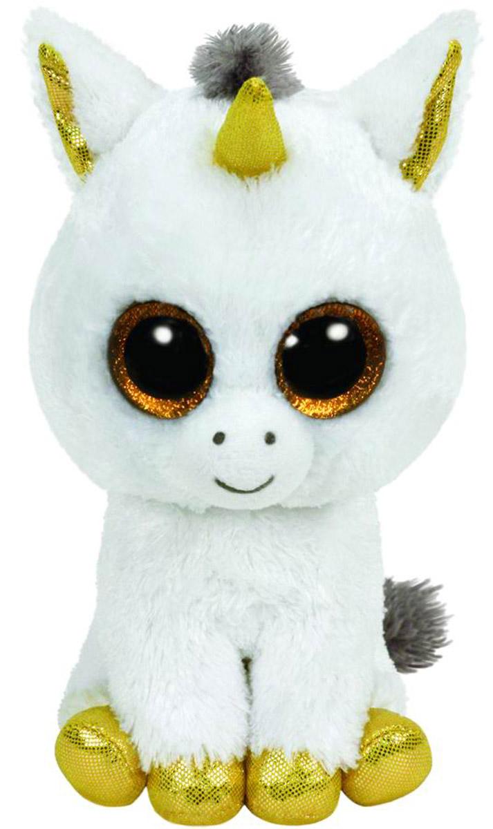 TY Мягкая игрушка Единорог Pegasus 15 см